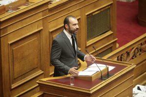 Χρυσή Αυγή – Ηλιόπουλος: Θα γκρεμίσουμε το σπίτι του αρχισφαγέα Μπελογιάννη