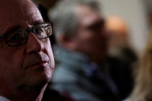 Ολάντ: «Λυπάμαι που δεν έπεισα τους Γάλλους να μην ψηφίσουν Λε Πεν»