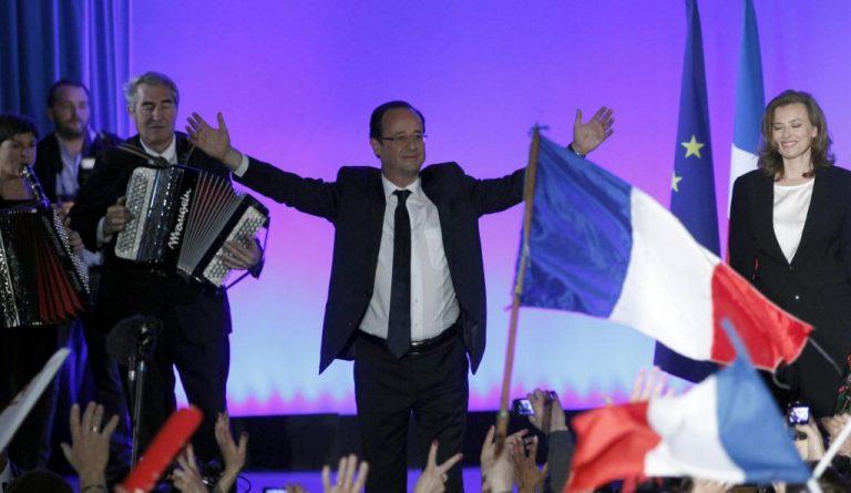 Ολάντ: «Θα είμαι πρόεδρος όλων των Γάλλων» | Newsit.gr