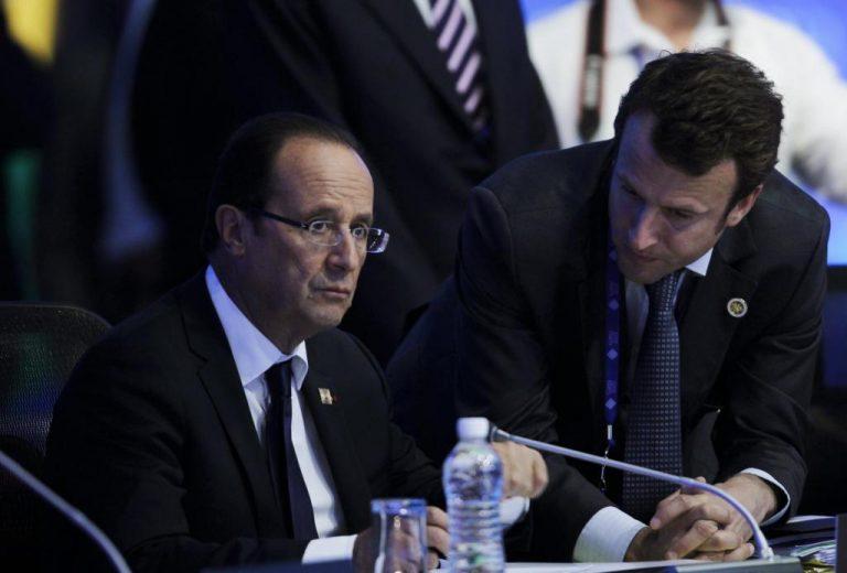 Ολάντ: «Ο καθένας πρέπει να είναι υπεύθυνος για ότι λέει» | Newsit.gr