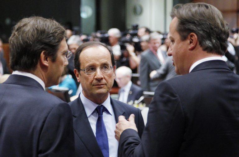 Το θέμα των σχέσεων Βρετανίας – ΕΕ θα θέσει ο Κάμερον στον Ολάντ | Newsit.gr