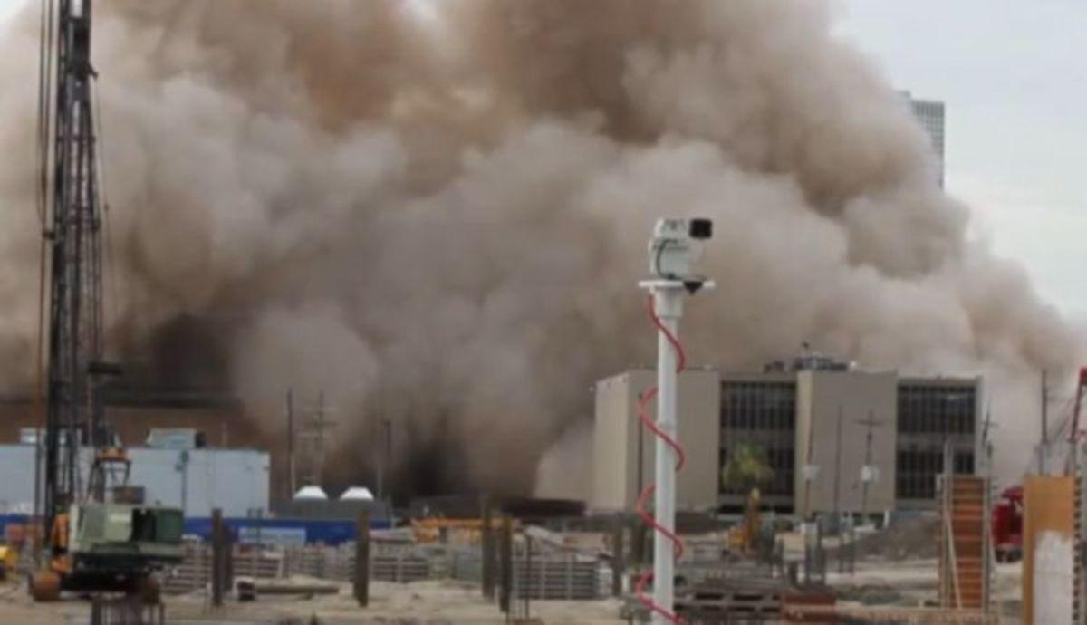 Πως μπορείς να καταστρέψεις ένα πολυτελές ξενοδοχείο μέσα σε 10 δευτερόλεπτα – ΒΙΝΤΕΟ | Newsit.gr