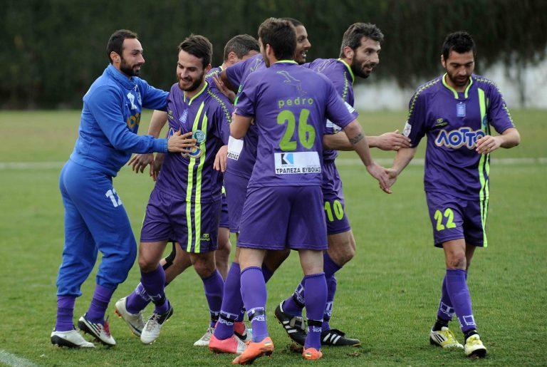 Football League: Πλησιάζει στην κορυφή ο Ηρακλής Ψαχνών   Newsit.gr