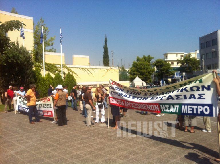 Xωρίς ΜΕΤΡΟ και ΤΡΕΝΑ σήμερα η πρωτέουσα – Ερχονται νέες απεργίες   Newsit.gr