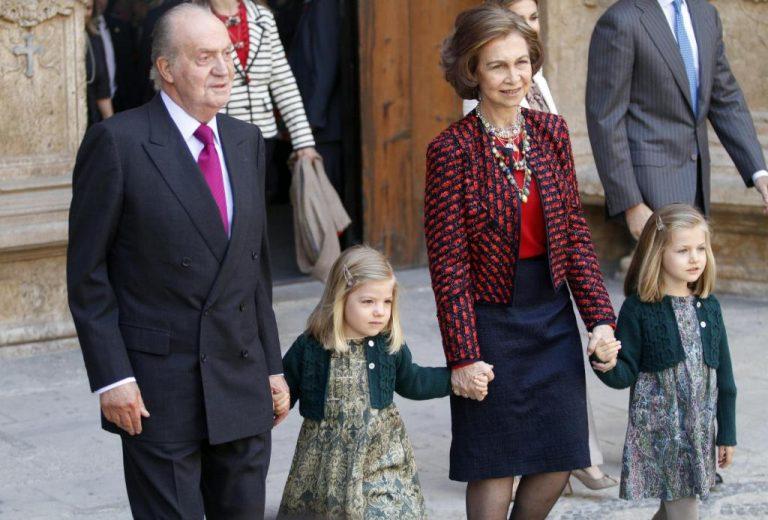 Κόβουν λεφτά στον βασιλιά Χουάν Κάρλος και στη βασίλισσα Σοφία   Newsit.gr