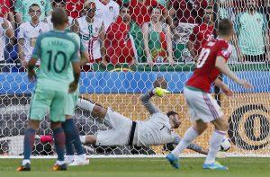 Ουγγαρία – Πορτογαλία 3-3 και Ισλανδία – Αυστρία 2-1 ΤΕΛΙΚΟ: Τρίτη η Πορτογαλία