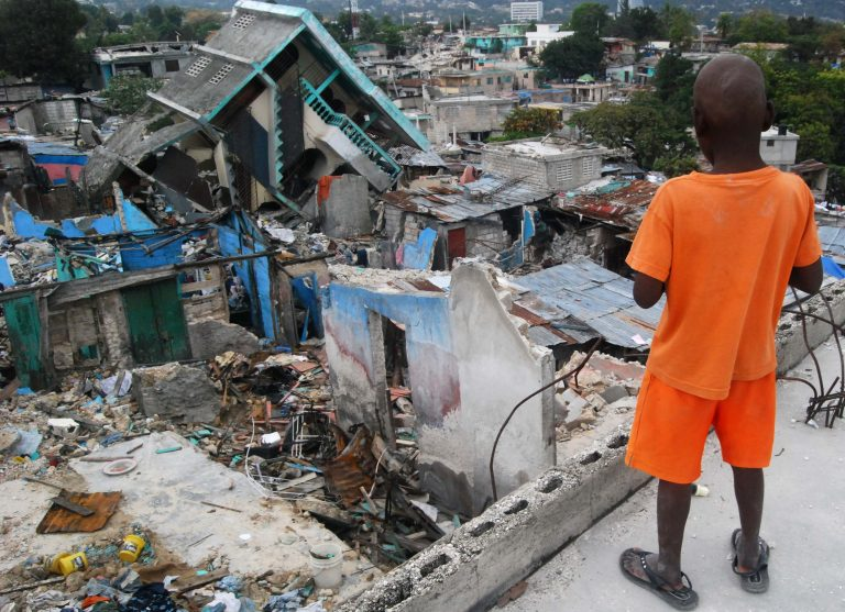 Ελάφρυνση ή παραγραφή του χρέους 1,88 δισ. της Αϊτής ψήφισε η Γερουσία   Newsit.gr