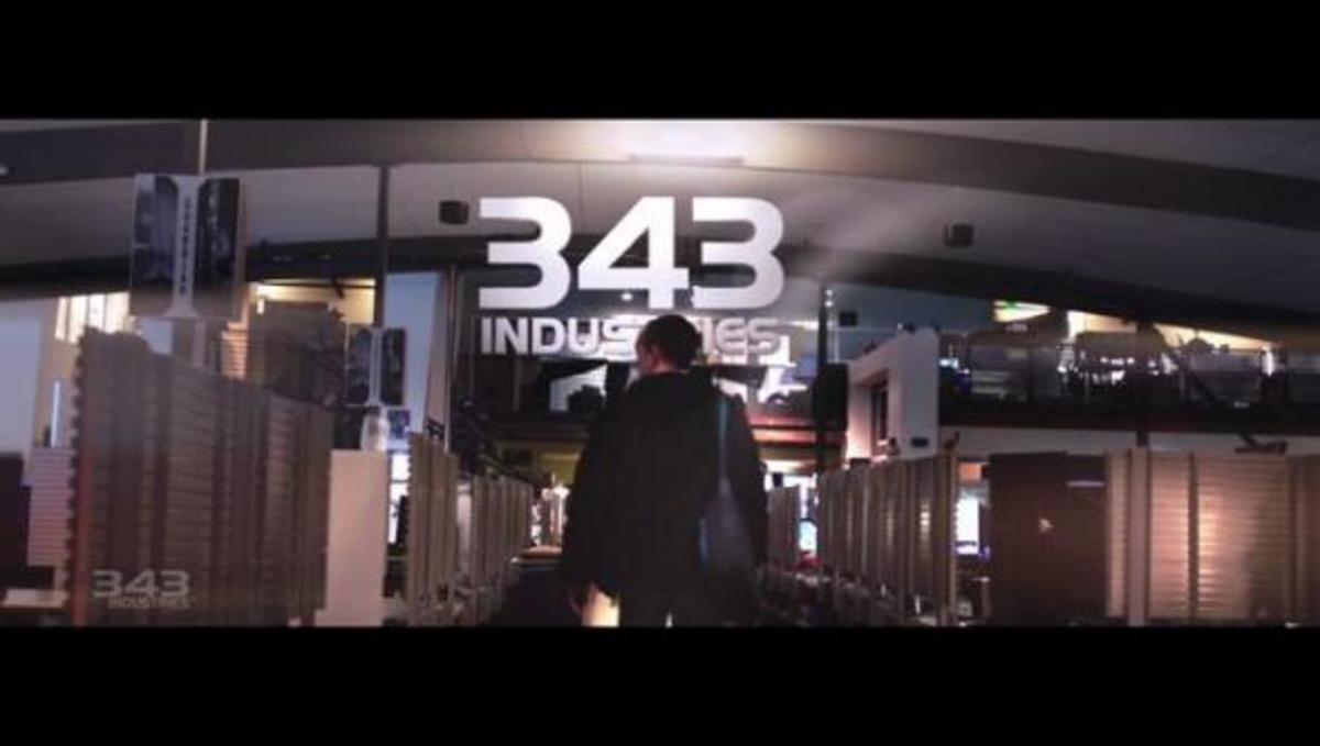 Behind Τhe Scenes: Halo 4 | Newsit.gr