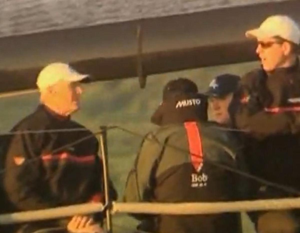 Ο διευθυντής της BP κατέστρεψε τον Κόλπο και πήγε για ιστιοπλοΐα | Newsit.gr
