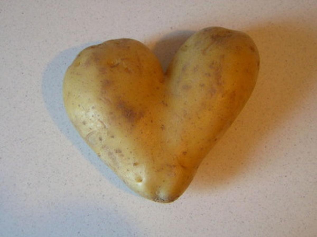 Αλλοι έχουν καρδιά αγγινάρα και άλλοι καρδιά… πατάτα! | Newsit.gr