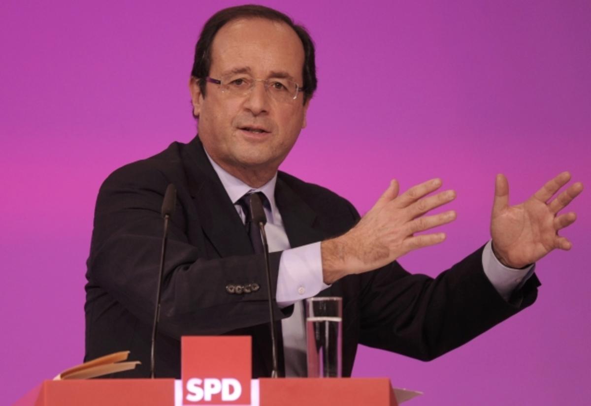 Ο Oλάντ θα διαπραγματευτεί τη νέα Συνθήκη, αν εκλεγεί… (Τη Μέρκελ τη ρώτησε;) | Newsit.gr