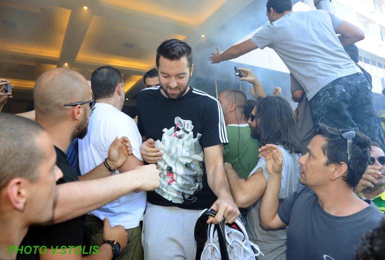 Το «αντίο» του Βουγιούκα στον Παναθηναϊκό   Newsit.gr