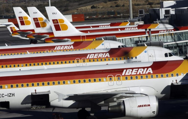 Σε πέντε 24ωρες απεργίες προχωρούν οι πιλότοι της Iberia | Newsit.gr