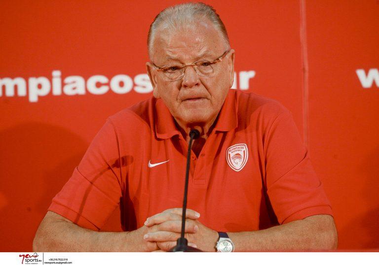 Ίβκοβιτς: Θέλει χρόνο ο Ολυμπιακός αλλά έχει μέλλον | Newsit.gr