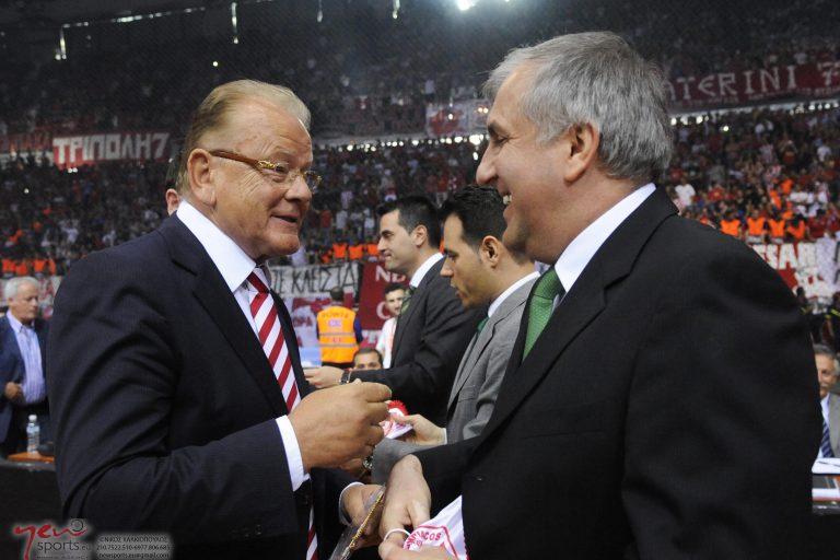 Κορυφαίος προπονητής ο Ίβκοβιτς – Στην τέταρτη θέση ο Ομπράντοβιτς! | Newsit.gr