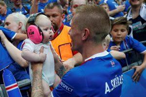 Euro 2016: Ice… Ιce… baby! Το «ζουζούνι» της Ισλανδίας!