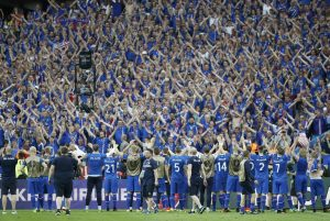 Στους «16» οι Ισλανδοί – Αφησαν τρίτους τους Πορτογάλους!