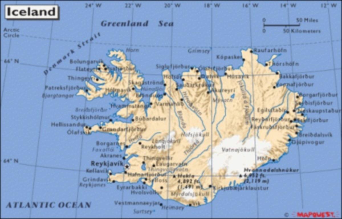 Η «πτωχευμένη» Ισλανδία υπέγραψε έξι συμφωνίες με τη Κίνα | Newsit.gr