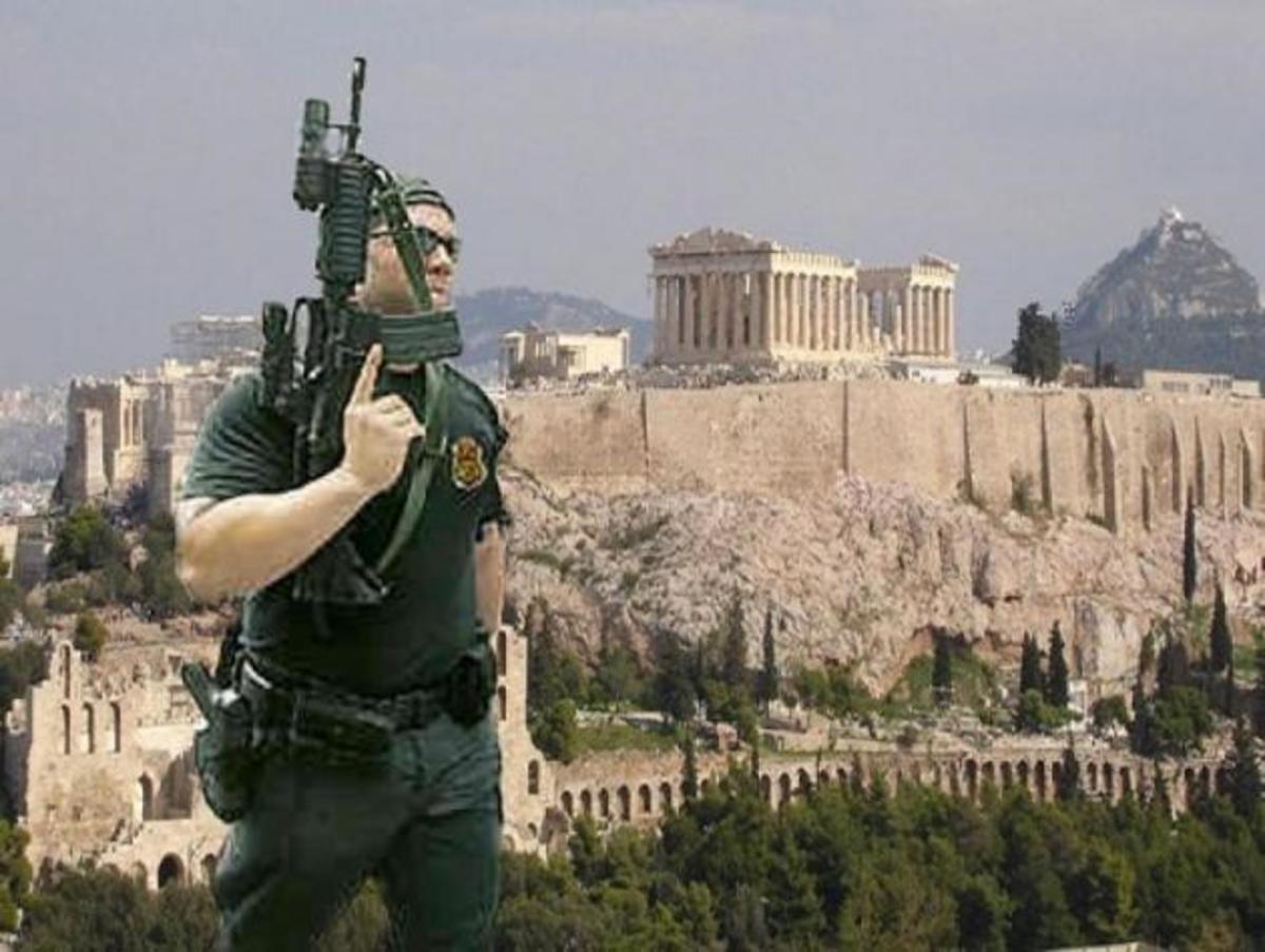 «Ιδιωτικό στρατό για προστασία της Βουλής,προσέλαβε η Ελλάδα»,λέει Έλληνας πρέσβης! | Newsit.gr