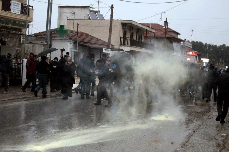 Ολοκληρώθηκε η σύσκεψη για την Ιερισσό και τα μεταλλεία – Στον εισαγγελέα οι 4 συλληφθέντες | Newsit.gr