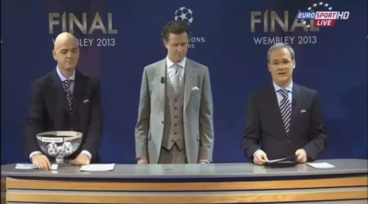 Στημένες οι κληρώσεις της Ουέφα; (VIDEO) | Newsit.gr