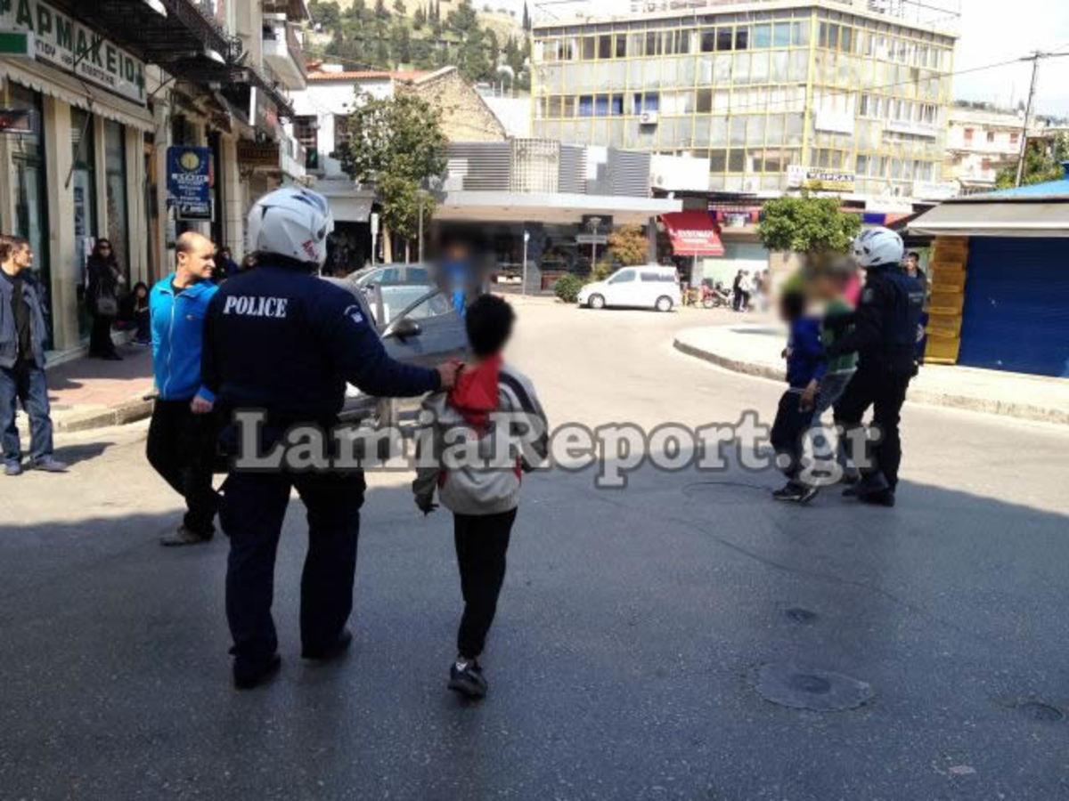 Φθιώτιδα: Συμμορία ανήλικων τσιγγάνων, χτύπησε όταν η γυναίκα έμεινε μόνη! | Newsit.gr