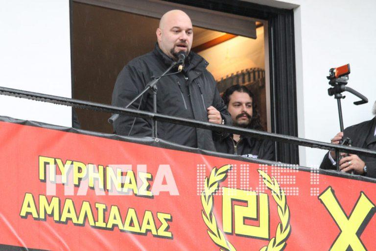 Χρυσή Αυγή: Ευτραφής προδότης ο Βενιζέλος | Newsit.gr