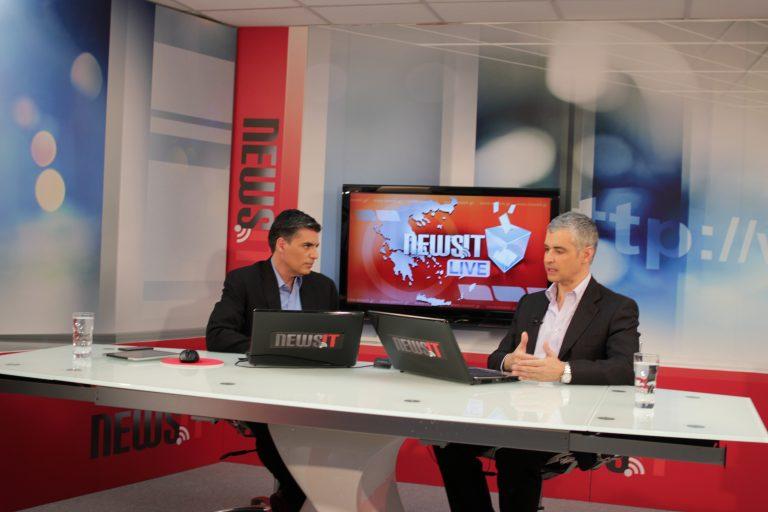 Σπηλιωτόπουλος στο Newsit:»Nα κόψουμε το κεφάλι μας να βρούμε λύση για τους μικροομολογιούχους» | Newsit.gr