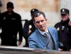 Ελεύθερος ο γαμπρός του βασιλιά της Ισπανίας – Τον φώναζαν κλέφτη οι διαδηλωτές