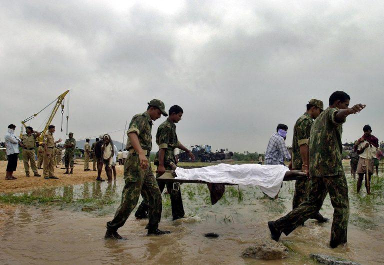 Ινδία: Δεκαοκτώ νεκροί σε ναυάγιο | Newsit.gr
