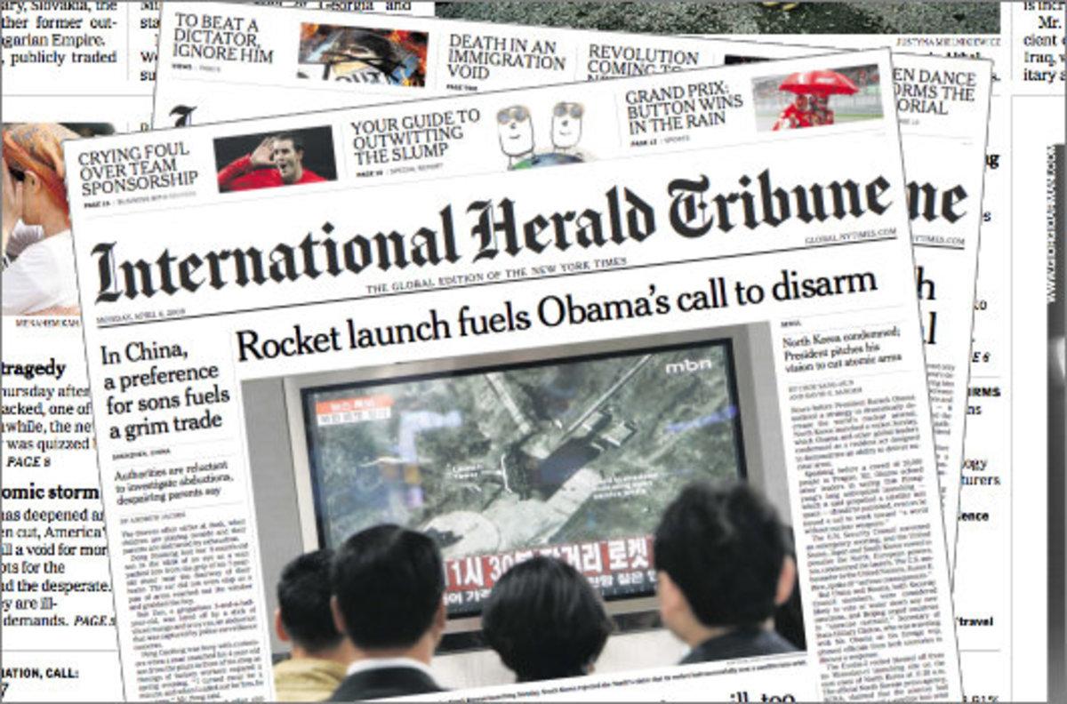 """Στο """"σφυρί"""" φωτογραφικά αρχεία της Herald Tribune   Newsit.gr"""