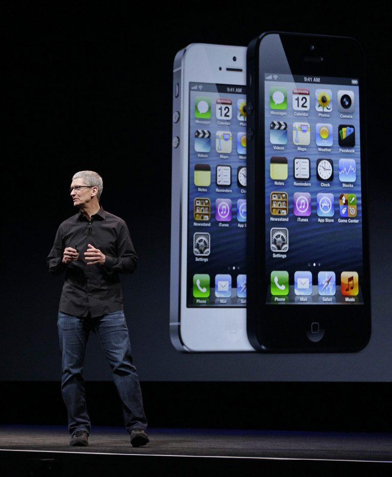 Πάνω από 2 εκατ. παραγγελίες του iPhone 5 σε 24 ώρες | Newsit.gr