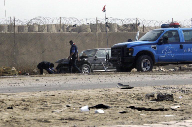 44 νεκροί από μπαράζ βομβιστικών επιθέσεων στο Ιρακ | Newsit.gr