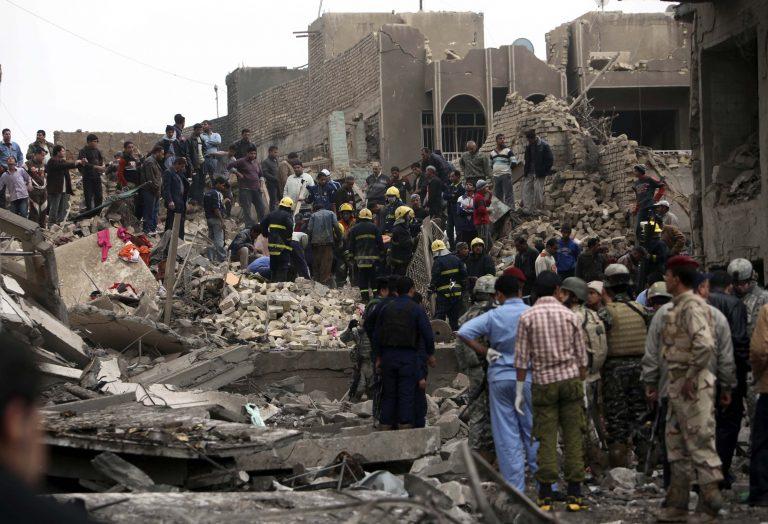 Ιράκ: Επτά νεκροί από έκρηξη βομβών | Newsit.gr
