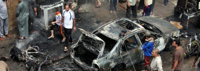 Πολύνεκρη βομβιστική επίθεση στη Βαγδάτη | Newsit.gr