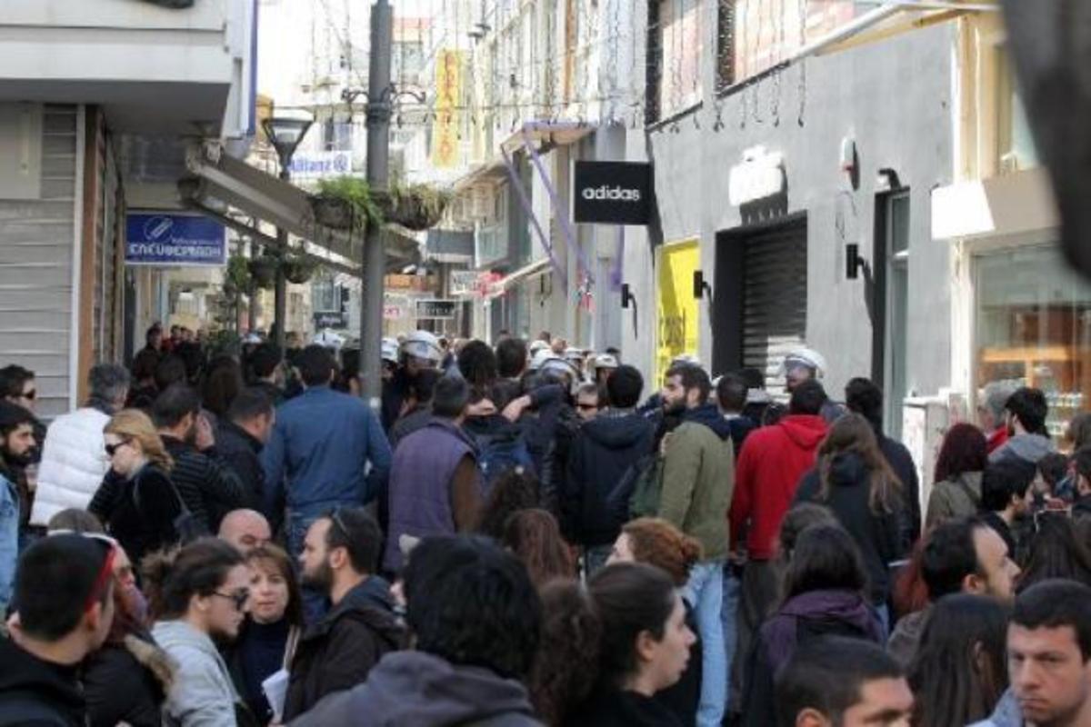 Μία σύλληψη και προσαγωγές για τα επεισόδια στο Ηράκλειο – ΒΙΝΤΕΟ | Newsit.gr