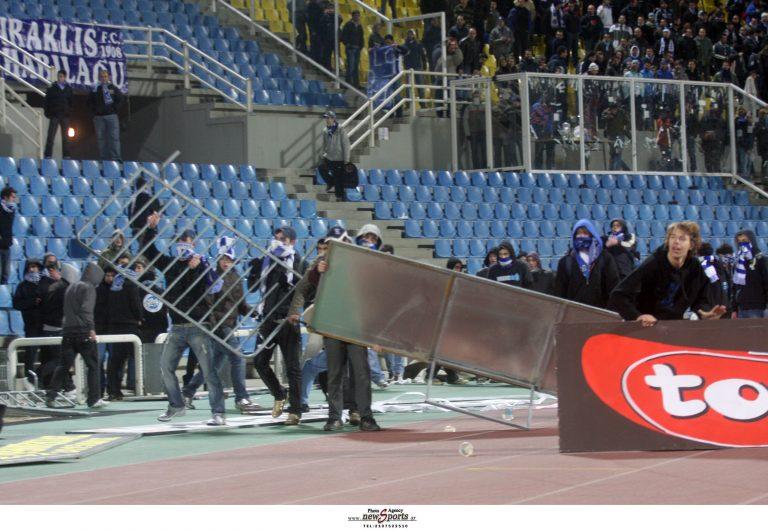 Επεισόδια και διακοπή στο Καυτανζόγλειο! – Δείτε το βίντεο | Newsit.gr