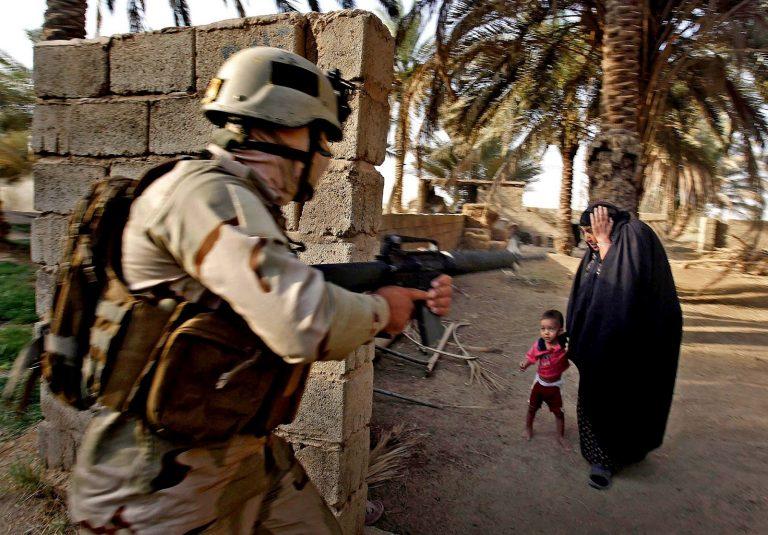 Εκτέλεσαν εν ψυχρώ 5 γυναίκες στο Ιρακ | Newsit.gr