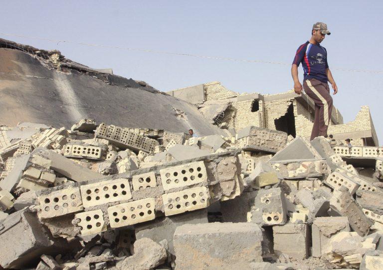 Λουτρό αίματος στο Ιράκ – Πάνω απο 102 νεκροί | Newsit.gr