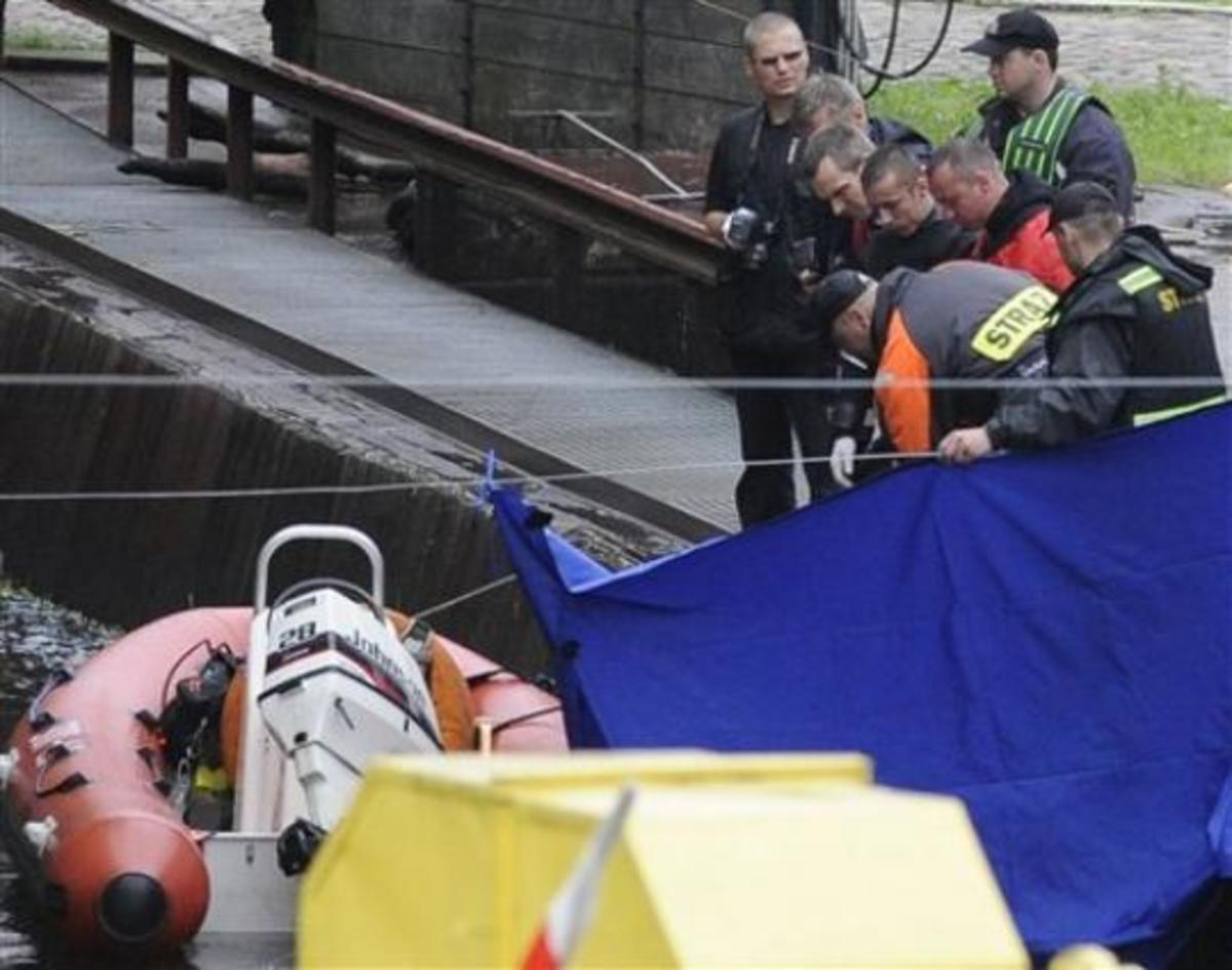 Νεκρός οπαδός στην Πολωνία! | Newsit.gr