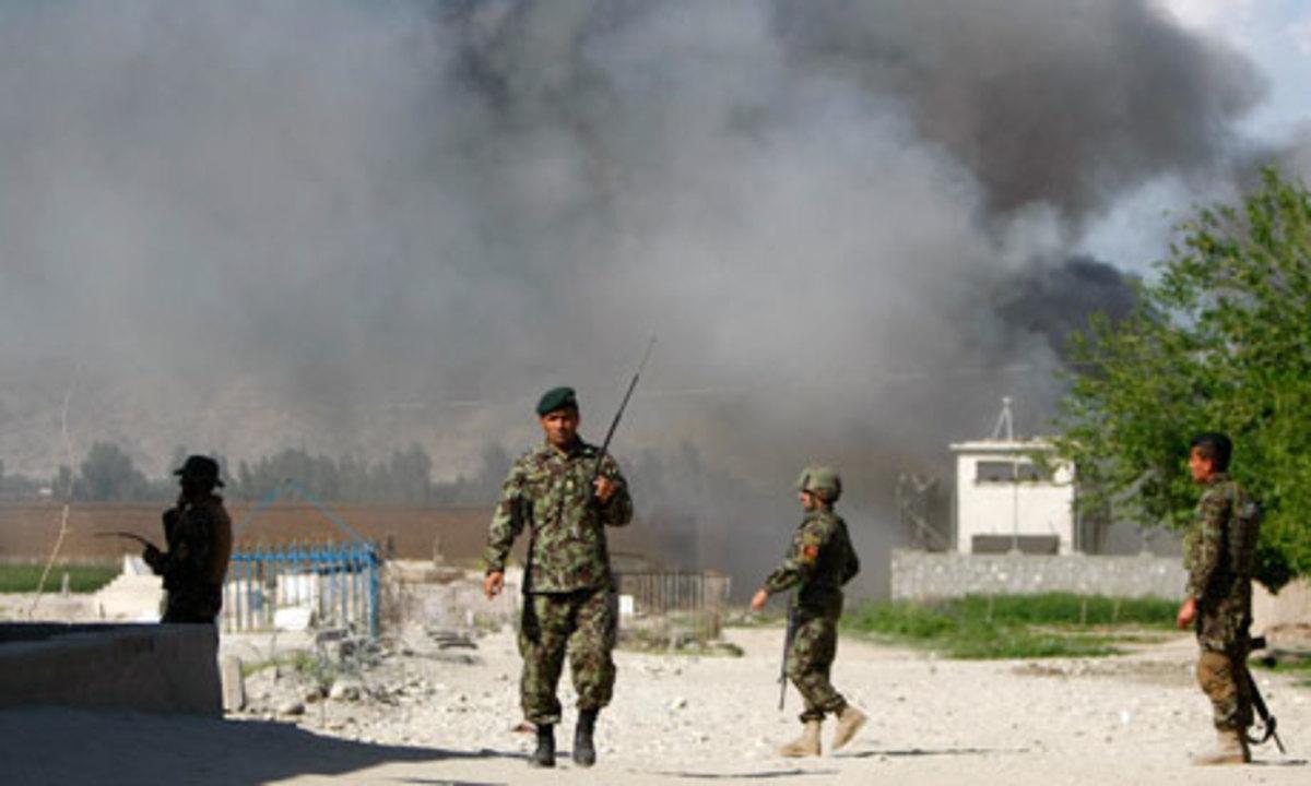 Εκπαίδευση τέλος για τους Αφγανούς | Newsit.gr
