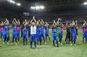 Baby boom! Έγινε… χαμός στην Ισλανδία όταν κέρδισε την Αγγλία