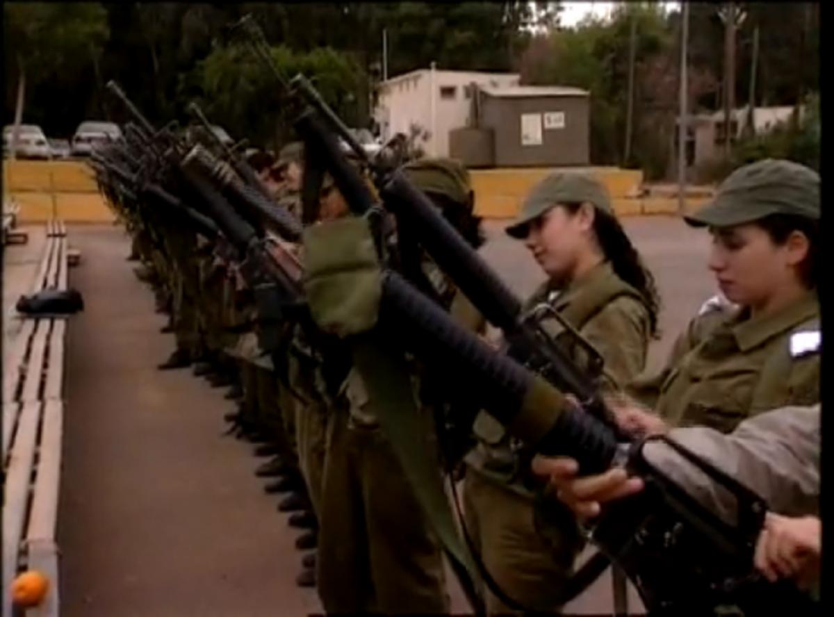 ΒΙΝΤΕΟ: Γυναίκες στα όπλα! Δείτε πως γίνεται στο Ισραήλ | Newsit.gr