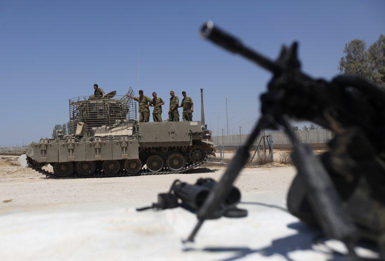 Φυλάκιση 45 ημερών σε στρατιώτη που σκότωσε δύο Παλαιστίνιες | Newsit.gr