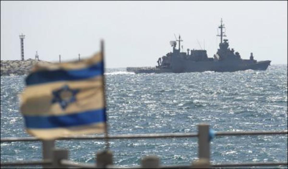 """""""Ναυμαχία"""" Τουρκίας-Ισραήλ – Φωτιά στη Μεσόγειο   Newsit.gr"""