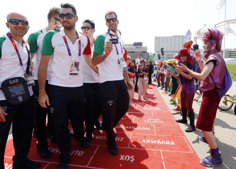 Ιταλία: Η χώρα των 191 χρυσών μεταλλιών σε Ολυμπιακούς Αγώνες | Newsit.gr