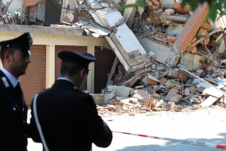 Νέος σεισμός 5 ρίχτερ στην Ιταλία | Newsit.gr