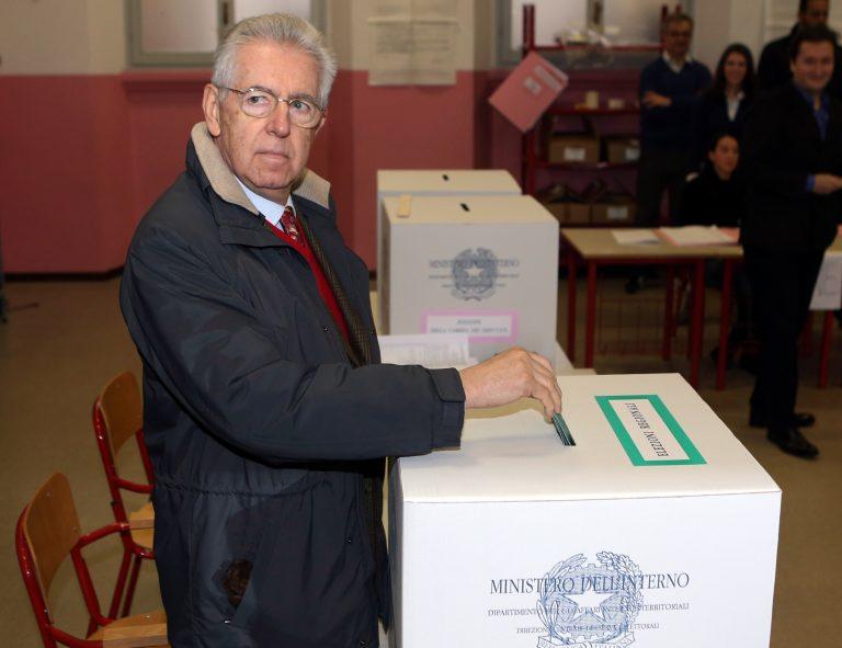 Ο πολιτικός θάνατος του Μάριο Μόντι | Newsit.gr