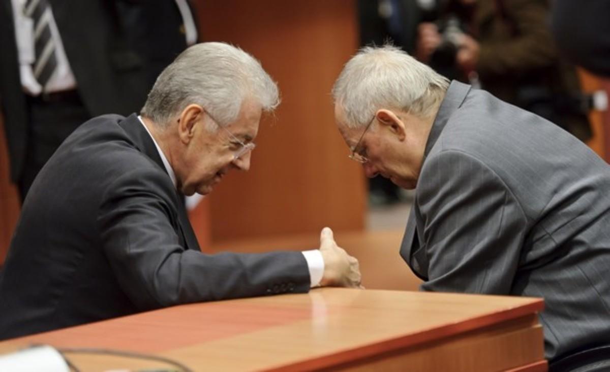 Ο Σόιμπλε παρεμβαίνει στις ιταλικές εκλογές; | Newsit.gr