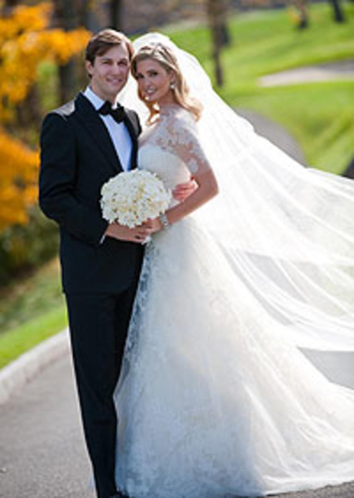 Παραμυθένιος γάμος για την κόρη του Τράμπ | Newsit.gr